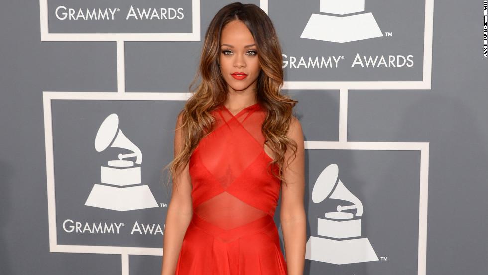 2013 Grammy Red Carpet