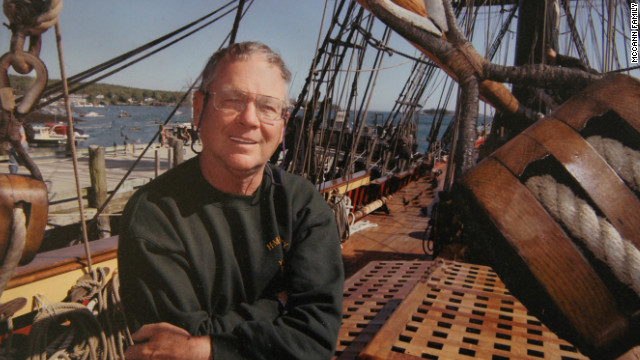 Capt. Robin Walbridge chose to sail the Bounty to Florida while Hurricane Sandy churned. His body was never found.