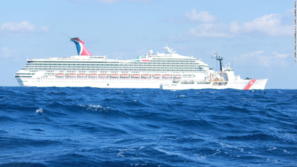 Busted Toilets Hot Rooms Headaches After Fire Strands Cruise - Cruise ship sewage