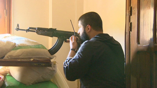 Can Syrian town's truce hold?