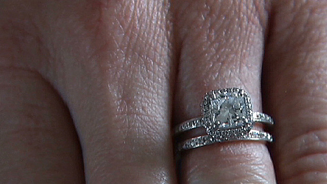 Homeless man gets diamond ring in error