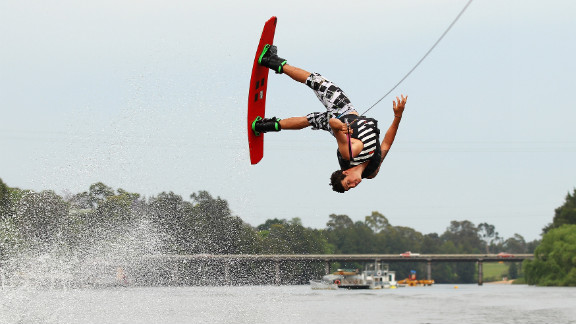 Wakeboarding is overseen by the International Wasterski & Wakeboard Federation and World Wakeboard Council, with 91 allied federations worldwide, according to the IWWF's website.