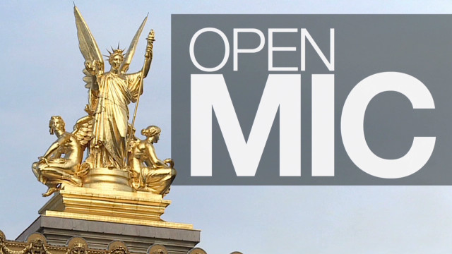 Open Mic: French on same-sex marriage