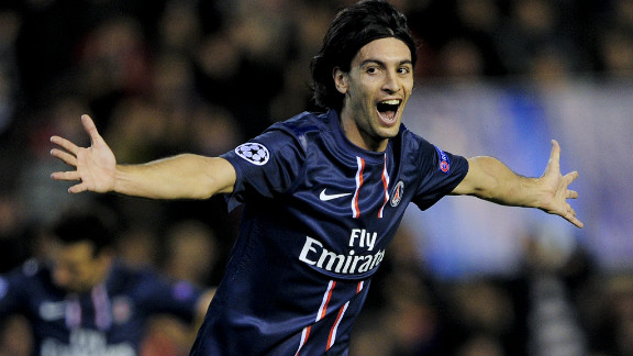 Javier Pastore cost $63 million when he arrived in Paris from Palermo in 2011. One of several big name signings made courtesy of Qatari investment.
