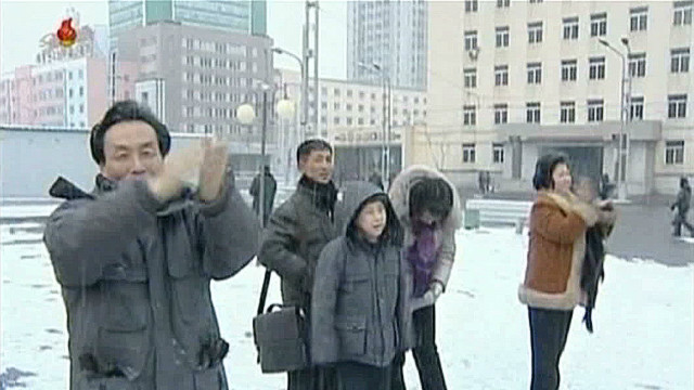 State TV reacts to North Korean nuke test