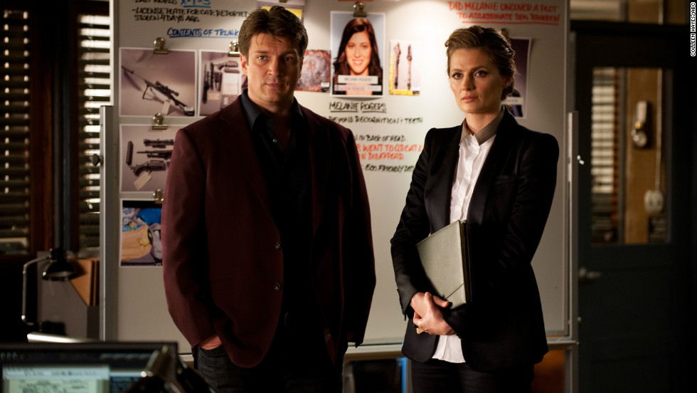 "For four seasons on ""Castle,"" writer Richard Castle and detective Kate Beckett solved murders both grisly and outlandish -- and fell for each other. They finally made it official with a wedding in 2014."