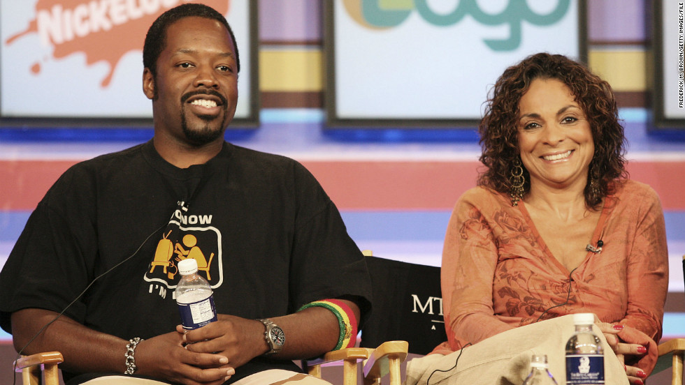 "When Lisa Bonet abruptly left college-based sitcom ""A Different World"" after one season, the focus shifted to Dwayne Wayne (Kadeem Hardison) and Southern belle Whitley Gilbert (Jasmine Guy) and their unlikely romance. But their chemistry clicked. (Here are Hardison and Guy in 2006.)"