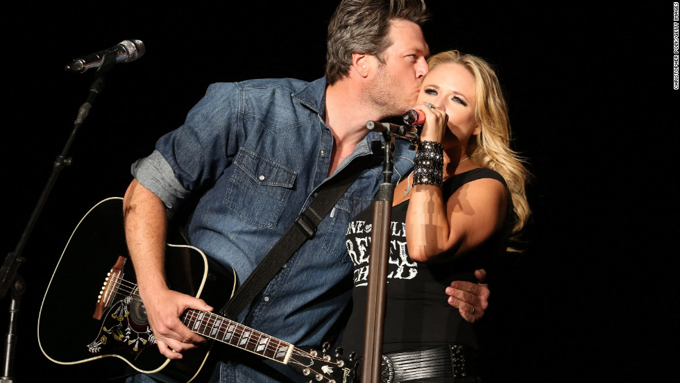 "Miranda Lambert and Blake Shelton are country music's winning pair as they continue to dominate Billboard charts, rake up trophies at awards shows and reach a broader audience through Shelton's seat at NBC's ""The Voice."""