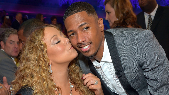 Nick Cannon pulled off a sweet surprise when he popped the question to singer Mariah Carey in 2008. He hid a 17-carat emerald-cut pink center diamond inside a candy Ring Pop.