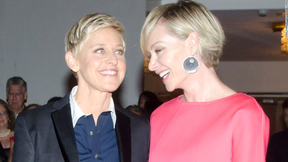 "Ellen DeGeneres has gained even more regular fans for her show with ""The Oprah Winfrey Show"" no longer on the air. Alone, DeGeneres rakes in $53 million annually, according to Forbes. Add in what her wife, actress Portia de Rossi, earns, and you've got yourself a power couple."