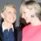 power couples Ellen DeGeneres and Portia de Rossi