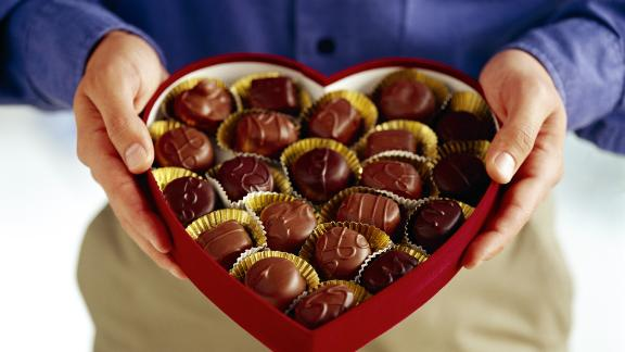 Life may be like a box of chocolates, but with food allergies, you need to know exactly what you