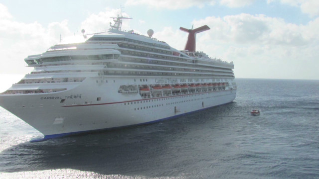 Cruise liners' safety scrutinized