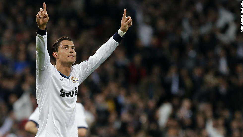 Ronaldo's muted celebration shows the respect he still holds for his former employers. The Portuguese star, who joined Real for a world record fee of $124 million back in 2009, was at the heart of everything positive about his team's performance.