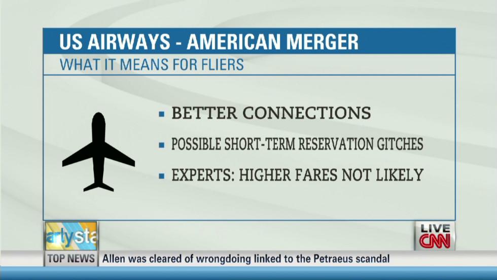 US government seeks to block American-US Airways merger - CNN