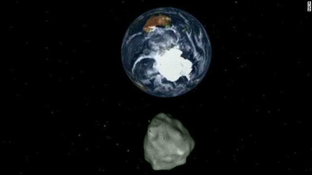So, about that asteroid near Earth ... - CNN