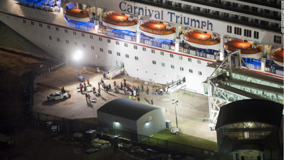 Carnival Cruise Line In More Troubled Waters CNN - What was the last cruise ship to sink