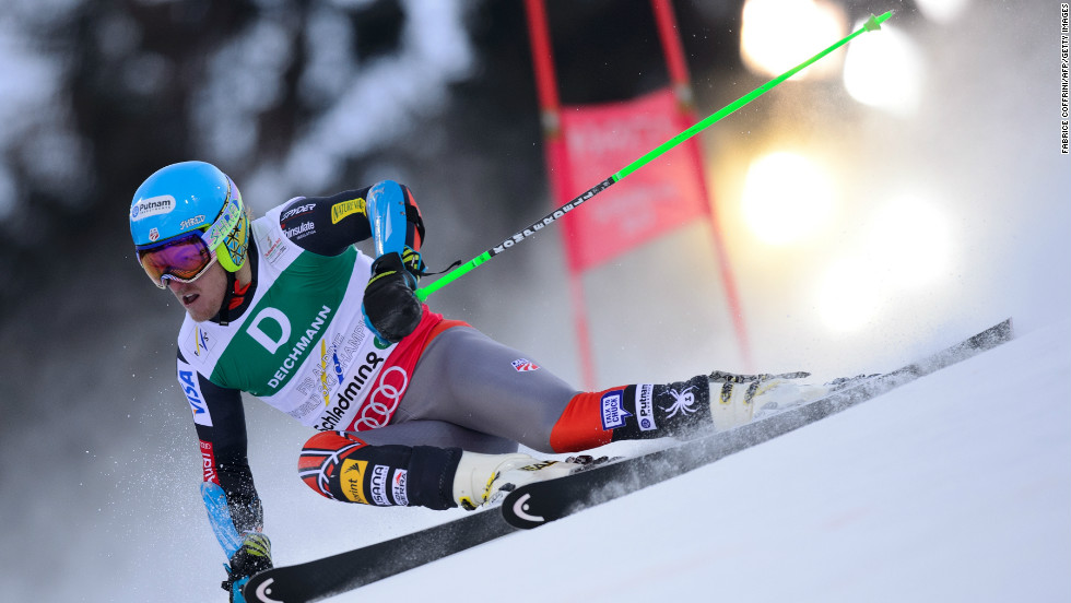 Ted Ligety  was the first man since Jean-Claude Killy in 1968 to make three  gold medals at the World Championships last season.