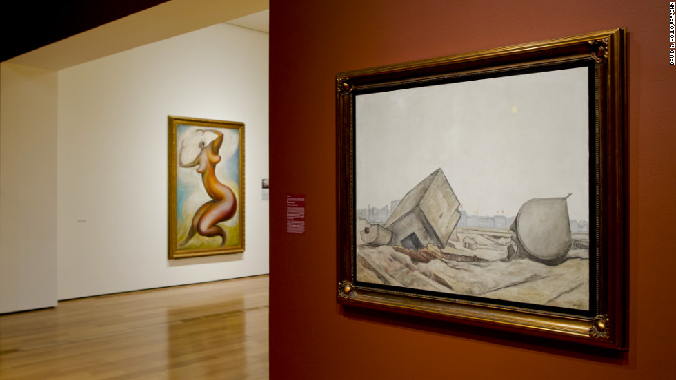 Rivera's early works reflect the strong European influence in his artist education and formation. He followed the Mexican Revolution from Paris, where he lived from 1911 to 1921, rubbing shoulders with Pablo Picasso and his avant-garde contemporaries while experimenting with different styles, including Cubism, the one that would inspire later works. His time in Paris also informed his artistic politicization through his relationship with Russian artist Angelina Beloff and her circle of fellow emigres, who introduced him to communism born of the Russian Revolution.