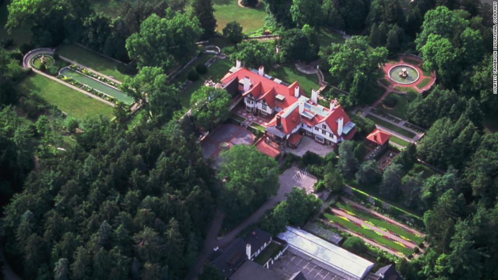 Downton' in America: 6 big estates | CNN Travel