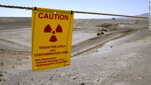 The Hanford site in southeast Washington state once played a major part in U.S. plutonium production.