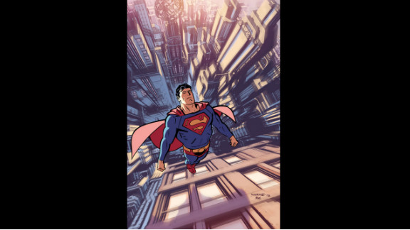 "A new ""Adventures of Superman"" digital comics series will debut with the help of Orson Scott Card, an outspoken critic of same-sex marriage."