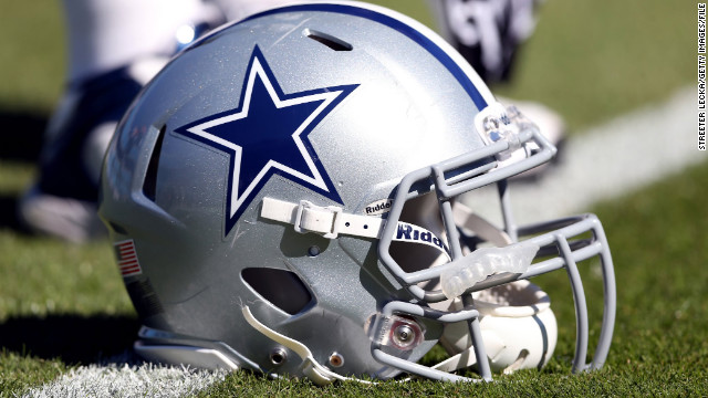 Jack Eskridge designed the Dallas Cowboys' team logo after joining the team in 1959.