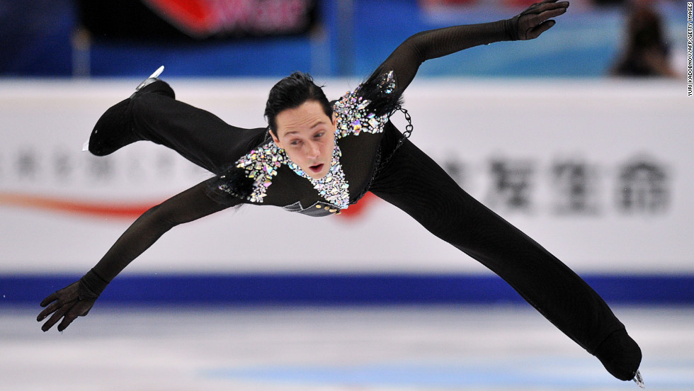 "Champion figure skater Johnny Weir confirmed in his 2011 memoir, ""Welcome to My World,"" that he was gay."