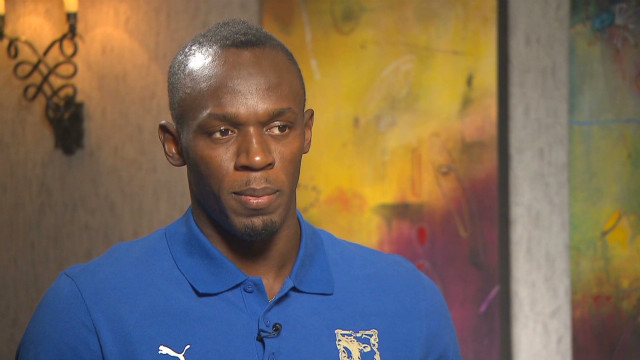 Bolt: 'Shock' over Pistorius arrest