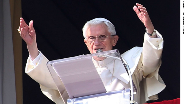 Could Pope Benedict be put on trial?