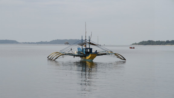 Like many of his fellow fisherman from the Philippines island of Luzon, Forones does not catch what he needs to in order to survive.