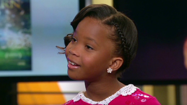 Quvenzhane Wallis captures Oscar's heart
