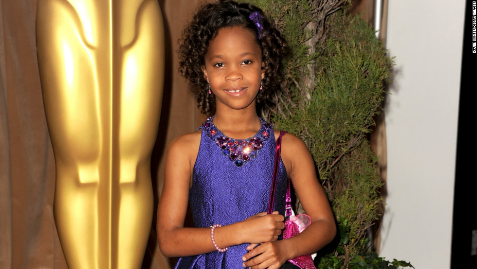 "The actress, whose role in ""Beasts of the Southern Wild"" earned her a best actress nomination, will next appear in ""Twelve Years a Slave."" Wallis, 9, is the youngest best actress nominee to date."