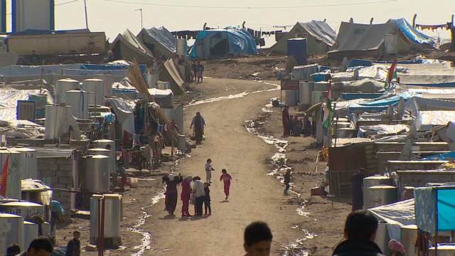 Syrians refugees find stability in Iraq