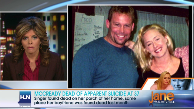 Mindy McCready's ex speaks about suicide