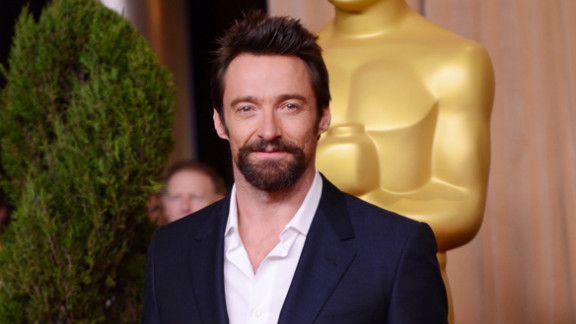 "The actor earned his first Oscar nod thanks to his role as Jean Valjean in ""Les Misérables."""