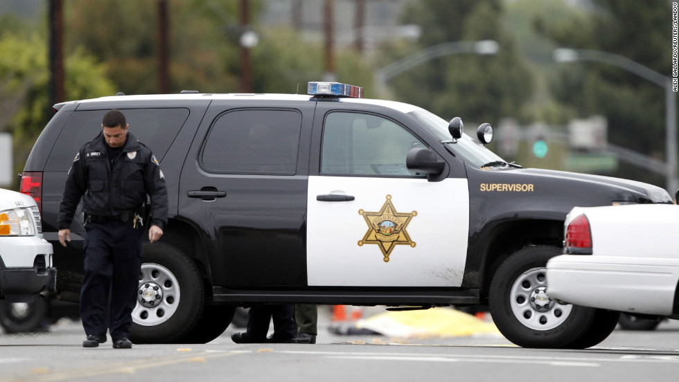 Police man kills 3 himself in southern california shooting spree cnn man kills three in shooting spree publicscrutiny Image collections