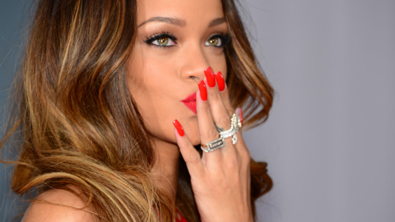 """Happy 25th birthday, Rihanna. Here's a look back at how the Barbadian singer's style has evolved since she released the single """"Pon de Replay"""" in 2005:"""
