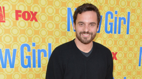 "Actor Jake Johnson plays Nick Miller on Fox's ""New Girl."""