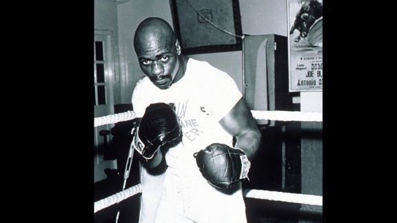"Middleweight boxer Rubin Carter, known as ""Hurricane"" in the ring, served 18 years in prison for a triple homicide in a bar in 1966. A federal judge overturned his sentence and that of his alleged  accomplice, John Artis, in 1985, ruling that the conviction was based on ""racial stereotypes, fears and prejudices."""