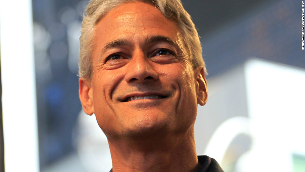 "Olympic diver Greg Louganis revealed his <a href=""http://time.com/3977629/greg-louganis-back-on-board-documentary-hbo/"" target=""_blank"">HIV-positive diagnosis</a> in a 1995 memoir, ""Breaking the Surface."" He says he faced some backlash but being open was the best thing for him. ""My being HIV-positive doesn't define who I am,"" he told CNN."