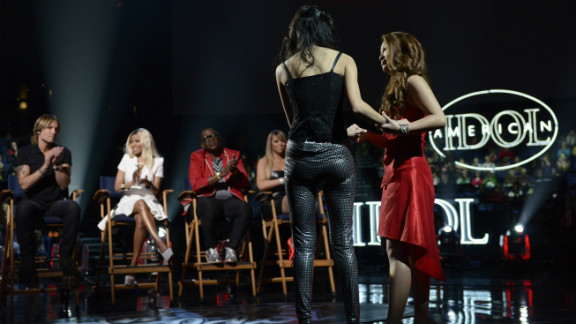 """""""American Idol"""" revealed its top 10 contestants on Thursday night's episode."""