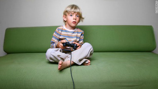 Kids Turn To Screens To Cope With >> Is Media Violence Damaging To Kids Cnn