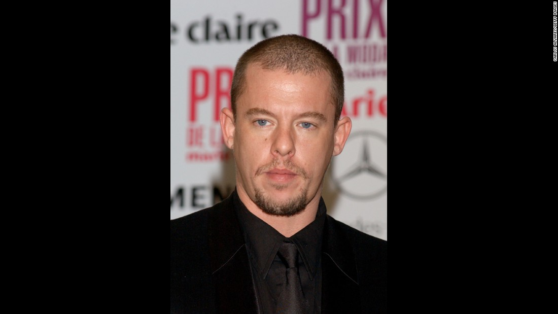 "British designer Alexander McQueen's technical skill as a tailor and boundless imagination at the helm of his own label made him one of his generation's most influential designers, despite earning the monicker ""enfant terrible"" and his penchant for controversy. Soon after his mother died in February 2010, <a href=""http://www.cnn.com/2010/SHOWBIZ/02/11/britain.alexander.mcqueen.dead/index.html"">McQueen took his own life</a>. His former assistant, Sarah Burton, who was named head of McQueen's women's wear line in 2000, took over as creative director following his death. She went on to design Kate Middleton's royal wedding gown as well as sister Pipa's head-turning maid of honor dress."