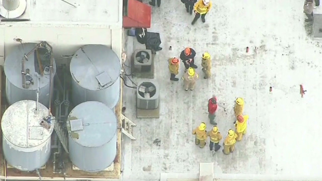 Woman's body found in hotel's water tank