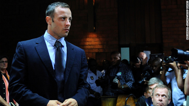 Toobin: Pistorius plea deal is possible