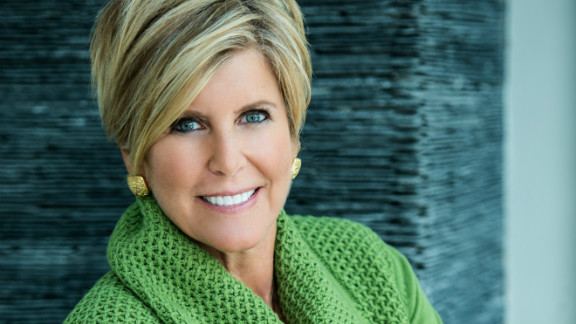 Suze Orman knows of what she speaks when she advises people on their finances. Before she became a multimillionaire, she reportedly lived out of her van.