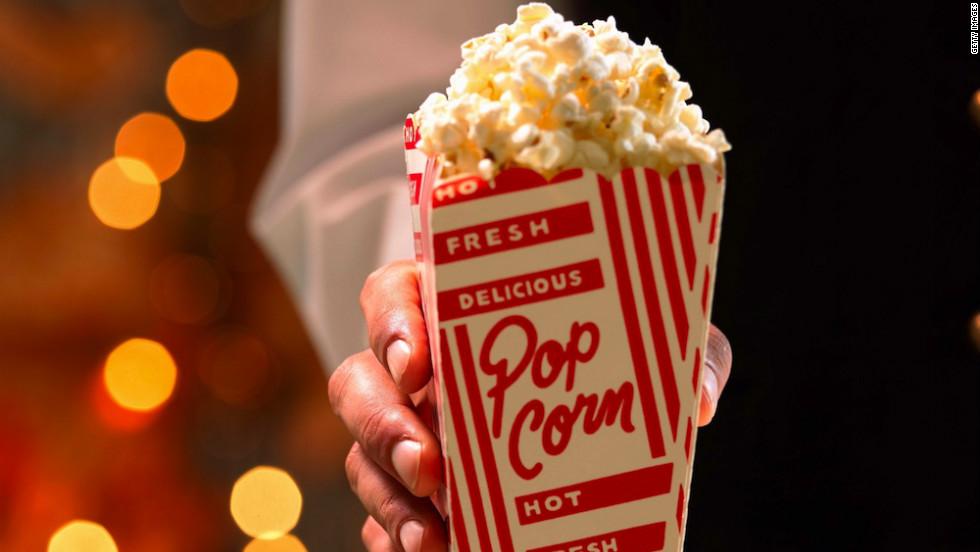Best and worst movie foods