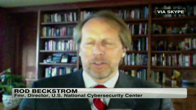 Internet expert: Double security efforts