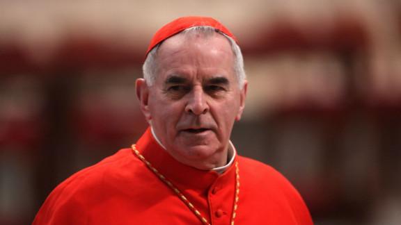 Cardinal Keith O